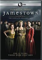 Cover image for Jamestown. Seasons 1 & 2 / Carnival Film & Television Limited ; written and created by Bill Gallagher ; produced by Sue De Beauvoir ; directed by John Alexander, Sam Donovan, David Evans, Bill Gallagher, Ancy Hay, David Moore, Paul Wilmshurst ; executive producers for Sky Anne Mensah, Cameron Roach ; executive producers Richard Fell, Bill Gallagher, Nigel Marchant, Gareth Neame.