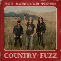 Cover image for Country fuzz [sound recording] / the Cadillac Three.