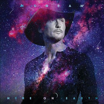 Cover image for Here on Earth [sound recording] / Tim McGraw.