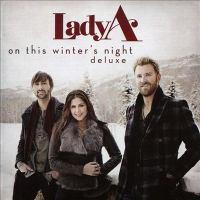 Imagen de portada para On this winter's night deluxe [sound recording] / Lady A.