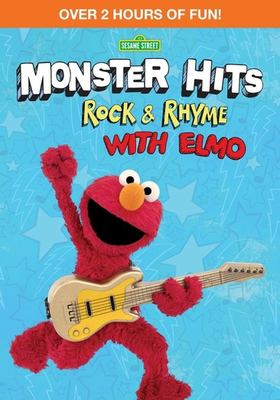 Cover image for Monster hits : rock & rhyme with Elmo.