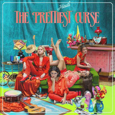 Cover image for The prettiest curse [sound recording] / Hinds.