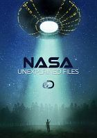 Imagen de portada para NASA unexplained files.