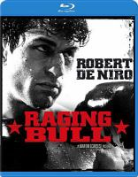 Cover image for Raging bull [BLU-RAY] / a Robert Chartoff-Irwin Winkler production ; a Martin Scorsese picture ; produced in association with Peter Savage ; produced by Irwin Winkler and Robert Chartoff ; directed by Martin Scorsese.