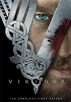 Cover image for Vikings. The complete first season.