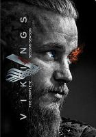 Cover image for Vikings. The complete second season.