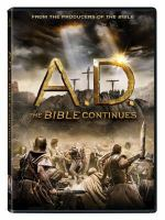 Cover image for A.D. : the Bible continues.