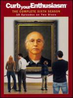 Cover image for Curb your enthusiasm. The complete sixth season / HBO Entertainment ; produced by Erin O'Malley [and others] ; created by Larry David.