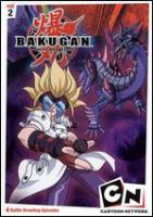 Cover image for Bakugan Battle Brawlers. Vol. 2, Game on / Cartoon Network.