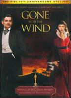 Cover image for Gone with the wind / [presented by] Selznick International in association with Metro-Goldwyn-Mayer ; produced by David O. Selznick ; screenplay by Sidney Howard ; directed by Victor Fleming.