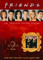 Cover image for Friends. The complete second season.