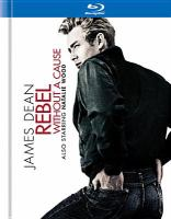Cover image for Rebel without a cause [BLU-RAY] / Warner Bros. Pictures ; a Warner Bros.-First National picture ; screen play by Stewart Stern ; produced by David Weisbart ; directed by Nicholas Ray.