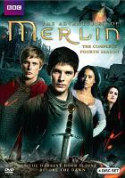 Cover image for Merlin. The complete fourth season.