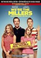 Cover image for We're the Millers / New Line Cinema [and others] ; story by Bob Fisher & Steve Faber ; screenplay by Bob Fisher [and others] ; produced by Vincent Newman [and others] ; directed by Rawson Marshall Thurber.