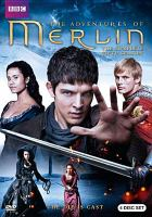 Cover image for Merlin. The complete fifth season / creators, Johnny Capps ... [et. al.].