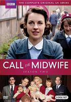 Cover image for Call the midwife. Season two / a Neal Street production for BBC ; written by Heidi Thomas ; directed by Philippa Lowthorpe, Jamie Payne.