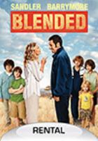 Cover image for Blended / director, Frank Coraci ; writers, Ivan Menchell, Clare Sera.
