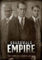 Cover image for Boardwalk empire, the complete fourth season.