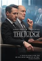 Cover image for The judge / Warner Bros. Pictures presents ; in association with Village Roadshow Pictures ; a Big Kid Pictures/Team Downey production ; produced by Susan Downey, David Dobkin, David Gambino ; story by David Dobkin & Nick Schenk ; screenplay by Nick Schenk and Bill Dubuque ; directed by David Dobkin.
