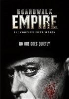 Cover image for Boardwalk empire. The complete fifth season / created by Terence Winter.