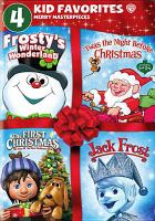 Cover image for 4 kid favorites. Merry masterpieces.
