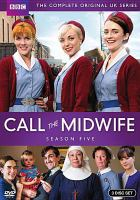 Cover image for Call the midwife. Season five.