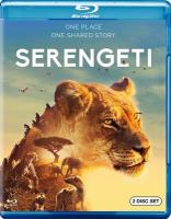 Cover image for Serengeti [BLURAY] / XIX Entertainment and John Downer Productions ; directed by John Downer.