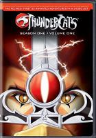 Cover image for ThunderCats. Season one, volume one.