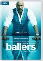 Cover image for Ballers. The complete fourth season / HBO Entertainment ; created by Stephen Levinson.