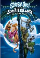 Cover image for Scooby-Doo! Return to zombie island / Hanna-Barbera and Warner Bros. Animation present ; producer, Rick Morales ; producer, Amy McKenna ; written by Jeremy Adams ; directed by Cecilia Aranovich Hamilton & Ethan Spaulding.
