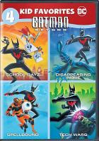 Cover image for Batman beyond. 4 kid favorites.