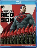 Cover image for Superman, red son [BLU-RAY] / Warner Bros. Animation presents ; producer, Amy McKenna ; written by J.M. DeMatteis ; produced and directed by Sam Liu.