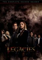 Cover image for Legacies. The complete second season.