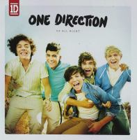 Cover image for Up all night [sound recording] / One Direction.