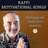 Cover image for Motivational songs [sound recording] / Raffi.