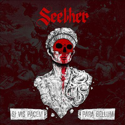 Cover image for Si vis pacem, para bellum [sound recording] / Seether.