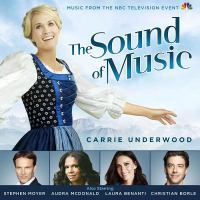 Cover image for The sound of music : music from the NBC television event / Music by Richard Rodgers ; lyrics by Oscar Hammerstein II ; book by Howard Lindsay and Russel Crouse.