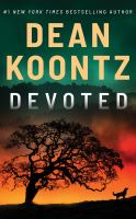 Cover image for Devoted (CD) [sound recording] / Dean Koontz.