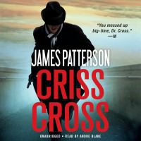 Cover image for Criss Cross (CD) [sound recording] / James Patterson.