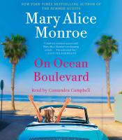 Cover image for On Ocean Boulevard (CD) [sound recording] / Mary Alice Monroe.