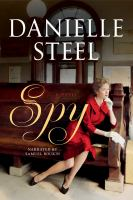 Cover image for Spy (CD) [sound recording] / Danielle Steel.