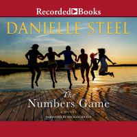 Cover image for The Numbers Game (CD) [sound recording] / Danielle Steel.