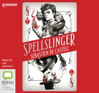 Cover image for Spellslinger