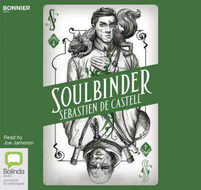 Cover image for Soulbinder