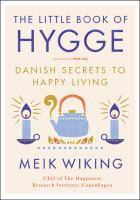hygge book cover