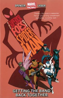 Superior Foes of Spiderman Vol. 1 Book Cover