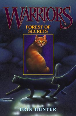 Cover image for Forest of secrets / Erin Hunter.