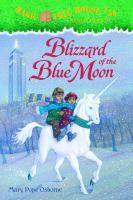Cover image for Blizzard of the blue moon