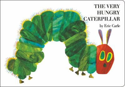 Cover image for The very hungry caterpillar