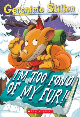 Cover image for I'm too fond of my fur!